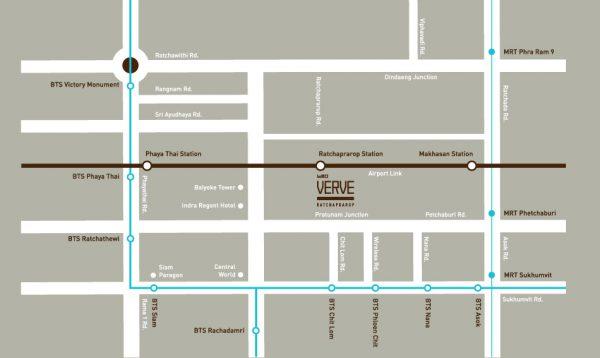Map Ideo Verve Ratchaprarop