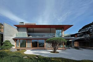Modern Japanese Architecture บ้านญี่ปุ่นแนวใหม่
