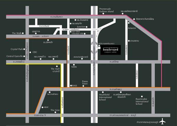 Bangkok Boulevard Ramintra-Serithai (บางกอก บูเลอวาร์ด รามอินทรา-เสรีไทย)