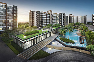 Supalai City Resort Sukhumvit 107