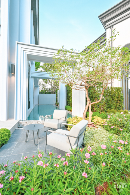 Belgravia Exclusive Pool Villa Bangna-Rama 9