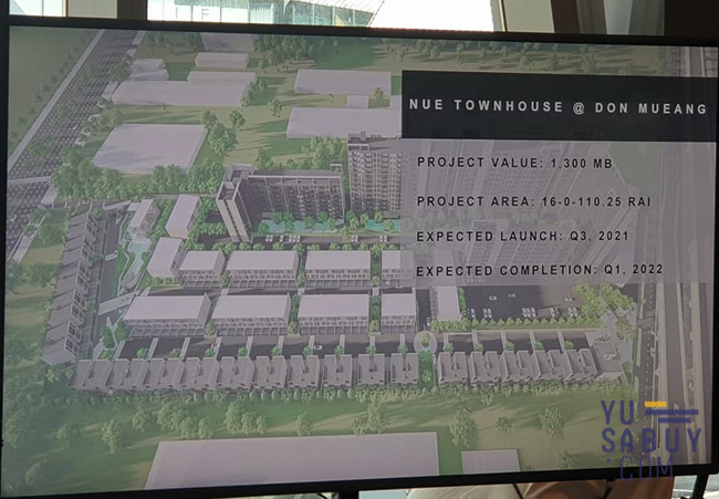 Nue Townhome @ Don Mueang
