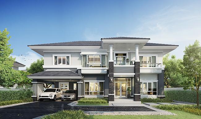 Supalai Prima Villa ปิ่นเกล้า-พุทธมณฑลสาย 2