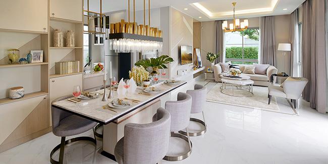 Perfect Residence พระราม9 - กรุงเทพกรีฑา