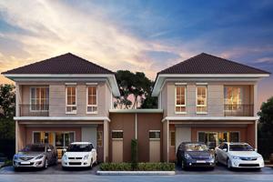 บ้านพฤกษา เทพารักษ์-เมืองใหม่ฯ โครงการ 1