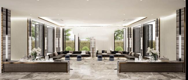 ส่วนกลาง Belgravia Exclusive Pool Villa Bangna