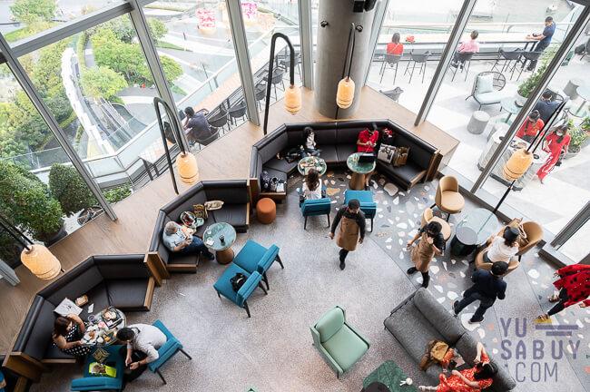 ที่นั่ง Starbucks Iconsiam (ภาพที่ 1)