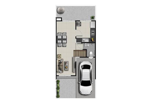 แปลนบ้าน สิริ เพลส ราชพฤกษ์-345
