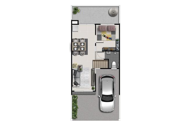แปลนบ้าน สิริ เพลส ราชพฤกษ์-346