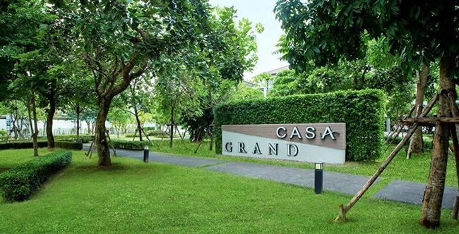 คาซ่า แกรนด์ สุCasa Grand Sukapiban 5ขาภิบาล 5 แผนที่