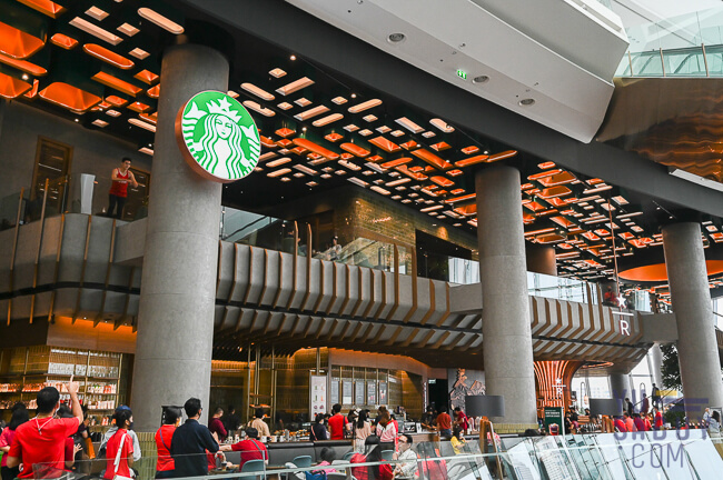 Starbucks Reserve Iconsiam
