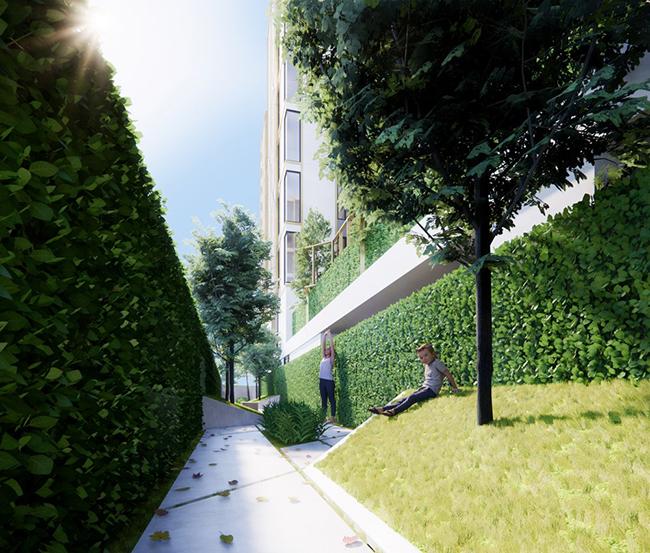 ธนา แอสทรา สาทร-จันทน์-garden