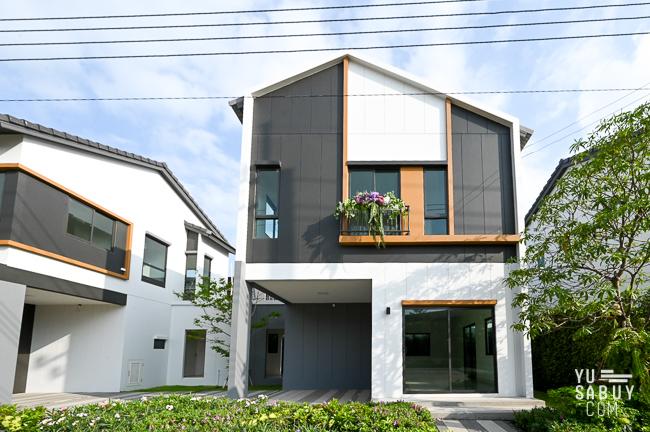 บ้านตัวอย่าง Anasiri Bangna