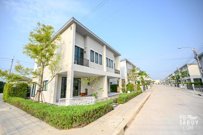 Chuan Chuen Town Village บางนา