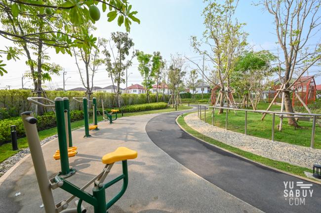Chuan Chuen Town Village Bangna - ส่วนกลาง