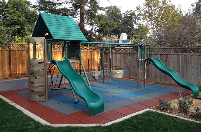 playground at home