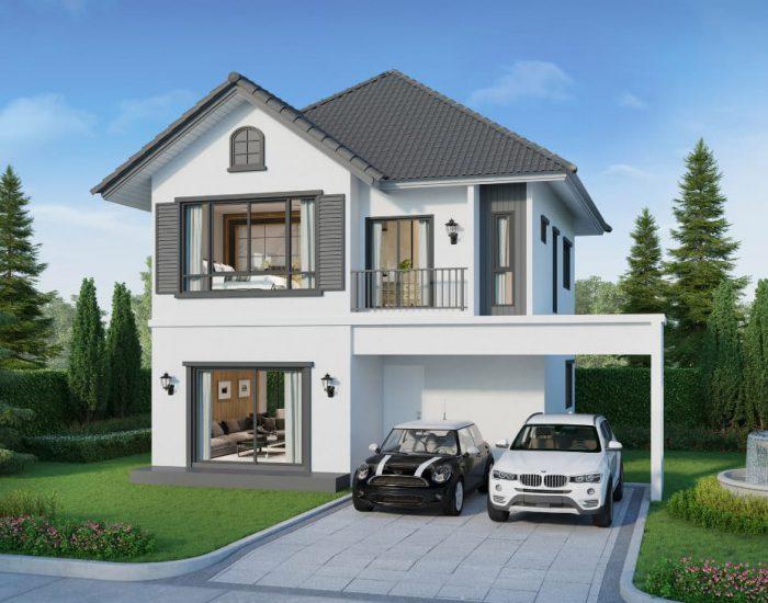 Modi Villa Bangna (โมดิ วิลล่า บางนา)