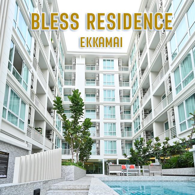 Bless Residence Ekkamai