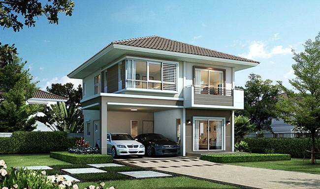 แปลนบ้าน Supalai Ville เพชรเกษม 69