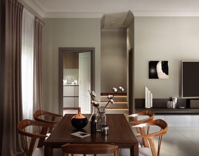 สตอรี่ส์-ห้องทานข้าว