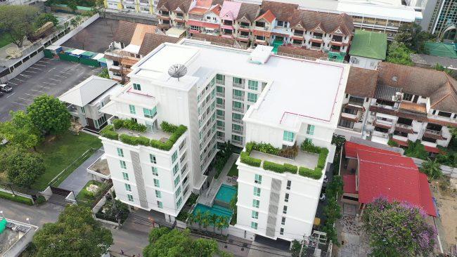 คอนโด Bless Residence