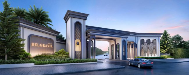 Belgravia Exclusive Pool Villa Bangna-Rama 9 (เบลกราเวีย เอ็กซ์คลูซีฟ พลูวิลล่า บางนา พระราม 9)