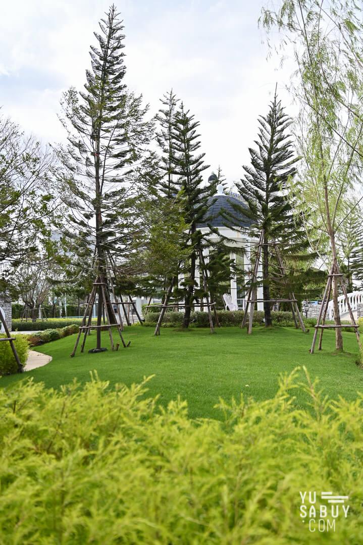 สวนแนวคิด Kingston Garden