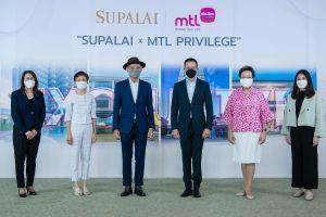Supalai X เมืองไทยประกันชีวิต