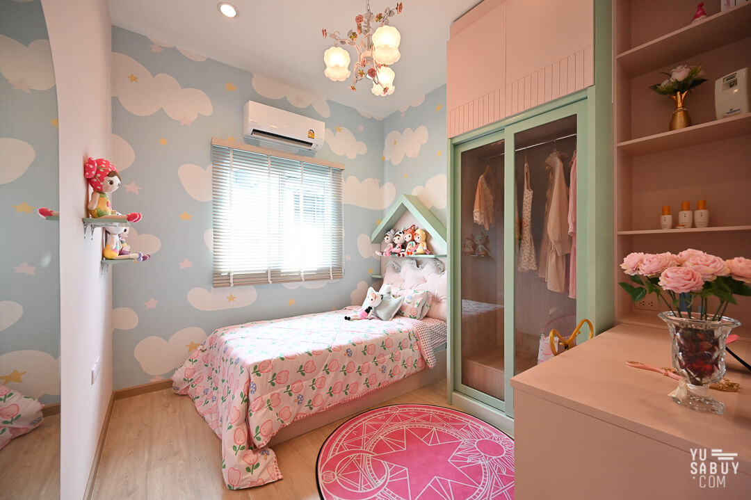 ห้องนอนเล็ก 1