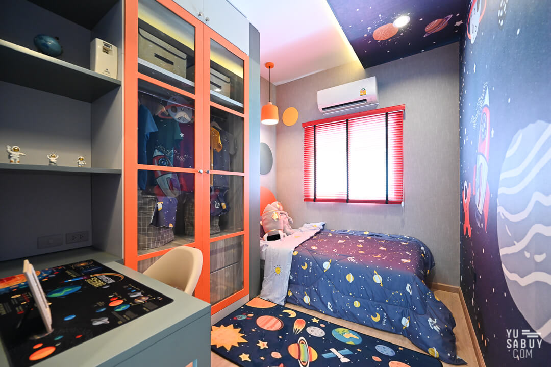 ห้องนอนเล็ก 2