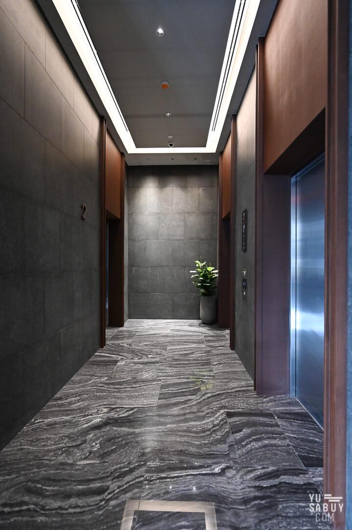 โถงลิฟต์