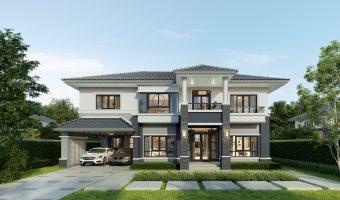 Supalai Palm Springs Rama 2(ศุภาลัย ปาล์ม สปริงส์ พระราม 2)บ้านเดี่ยวที่ใกล้ชิดธรรมชาติด้วยสวนส่วนกลางขนาดใหญ่ ราคาเริ่ม 3.09 ลบ.