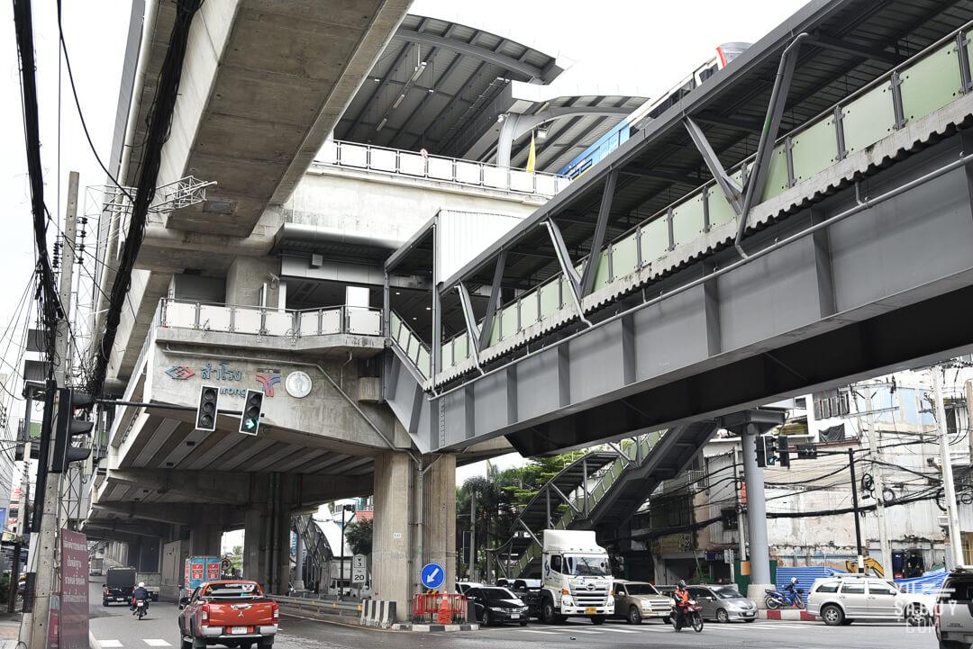 สถานีสำโรง