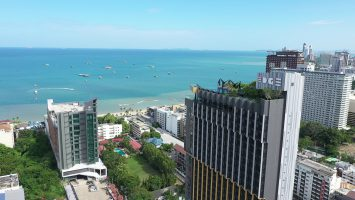 รีวิว EDGE Central Pattaya (เอดจ์ เซ็นทรัล พัทยา) คอนโดวิวทะเล ใจกลางพัทยา ใกล้เซ็นทรัล ห่างชายหาดเพียง 300 เมตร